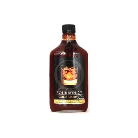 Bourbon Q - Gold Reserve BBQ Sauce