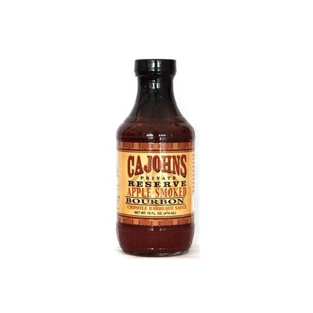 Cajohn's Bourbon Chipotle Barbecue Sauce
