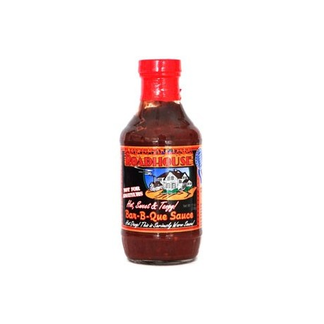 Roadhouse Hot, Sweet & Tangy BBQ Sauce