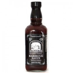 Tennessee Whiskey Barbecue Sauce - Hot & Spicy