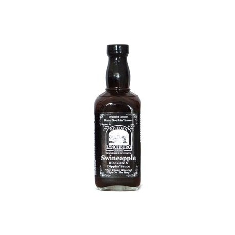Tennessee Whiskey Barbecue Sauce - Apple Cinnamon