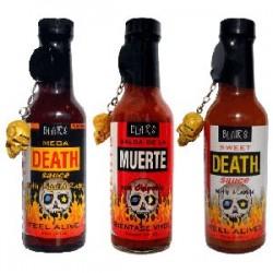 Mega Death, Salsa De La Muerte und Sweet Death