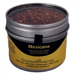 Mexicana BBQ-Gewürz