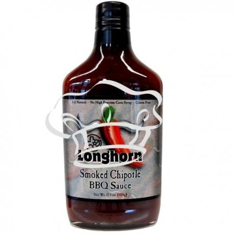 Texas Longhorn Smoked Chipotle BBQ-Sauce