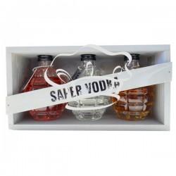 Vodka Handgranaten-Set