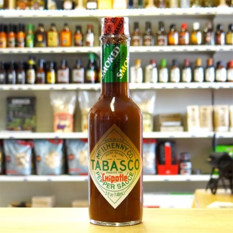 Tabasco Chipotle Pepper Sauce