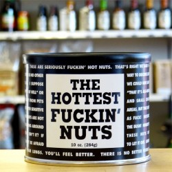 The Hottest Fuckin' Nuts