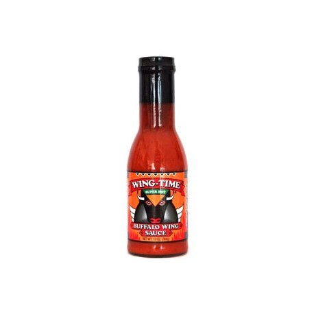 Wing-Time Super Hot Buffalo Wing Sauce