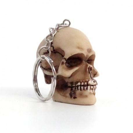 Totenkopf Schlüsselanhänger