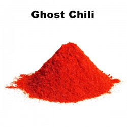 Ghost Chili Pulver