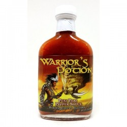 Warrior's Potion Peri Peri Sauce