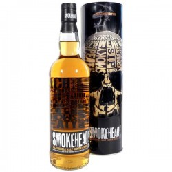 Smokehead Whisky Rock Edition