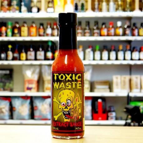 Toxic Waste Hot Sauce