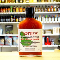 Lottie's Hot Habanero Sauce