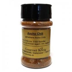 Ancho Chili-Pulver