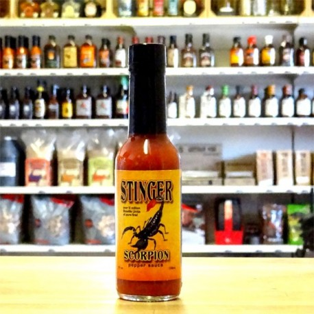 Stinger Scorpion Hot Sauce