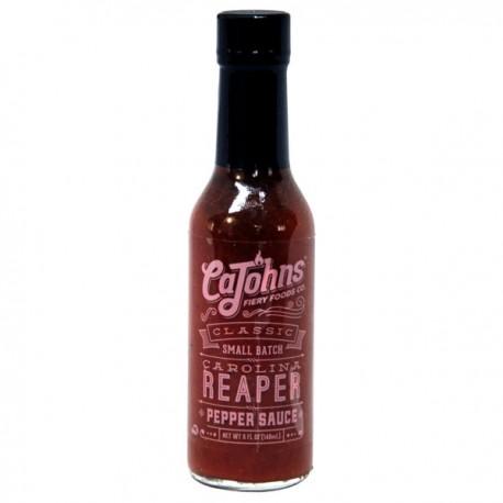 Cajohns Carolina Reaper Puree