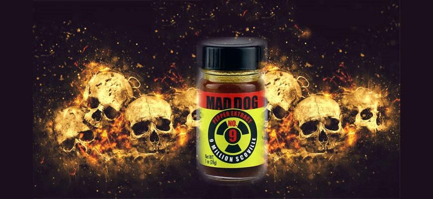 Mad Dog 357 No. 9 Plutonium